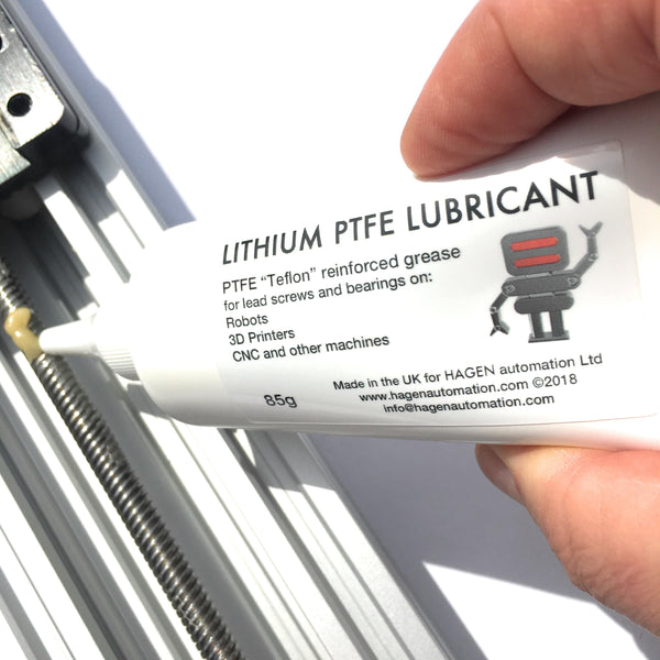 85g PTFE Lithium Grease for Robots and 3D printers