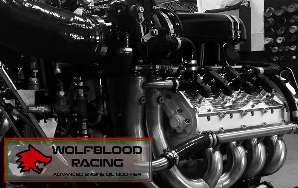 Wolfblood Racing Engine Oil Modifier 25g tubes
