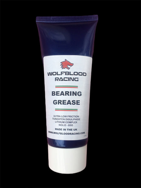 WBR Bearing Grease - Tungsten Disulphide - Lithium Complex -85g