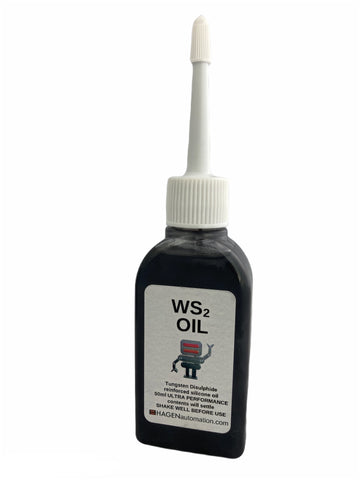 WS2 Oil ultra performance lubricant for 3D printers 50ml