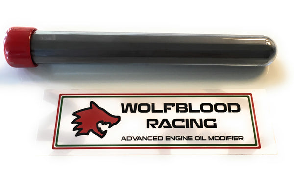 Wolfblood Racing Engine Oil Modifier, 500g blast pack