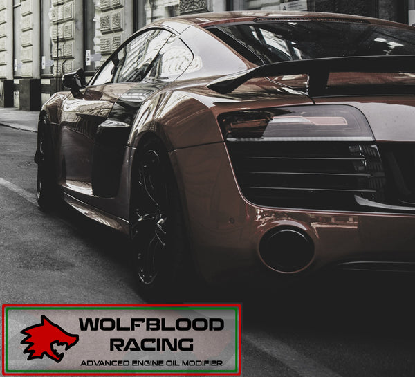 Wolfblood Racing Engine Oil Modifier 25g tube WS2 powder