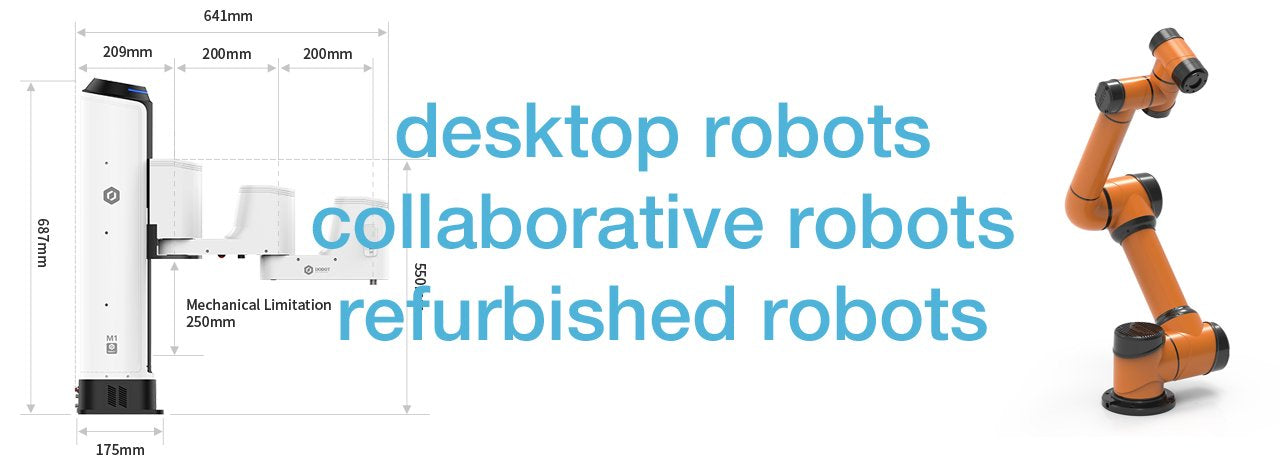 affordable industrial robot arm