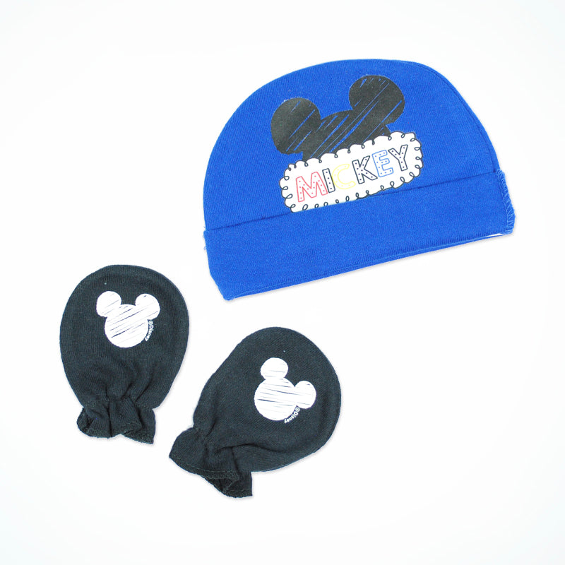 Set de Gorrito y Manoplas Disney