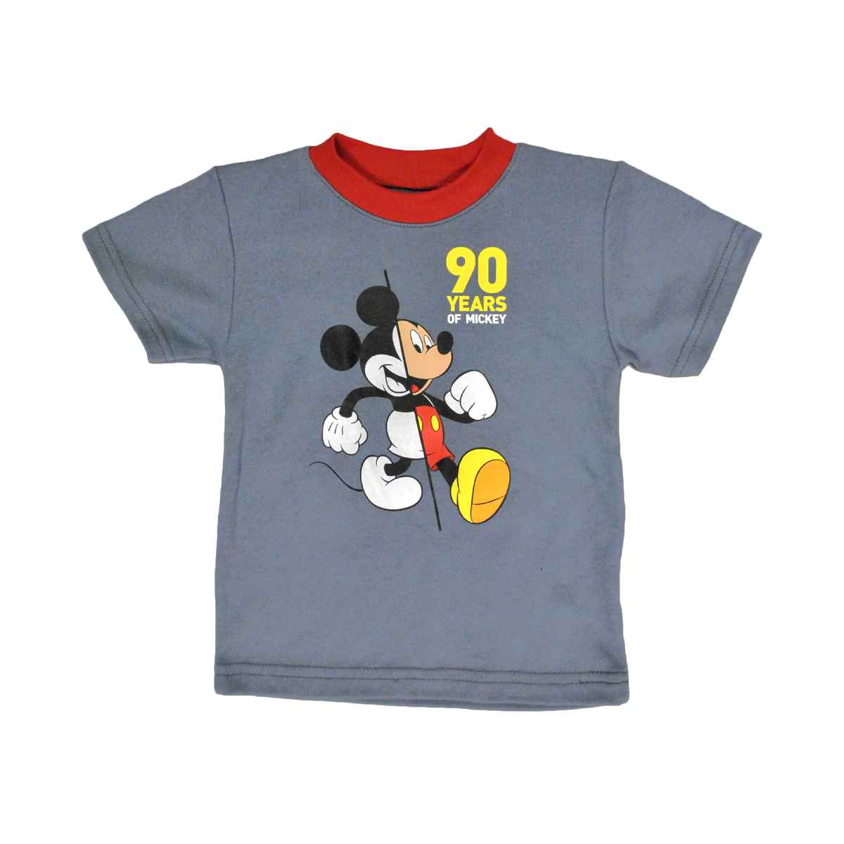 Playera Manga Corta Minnie