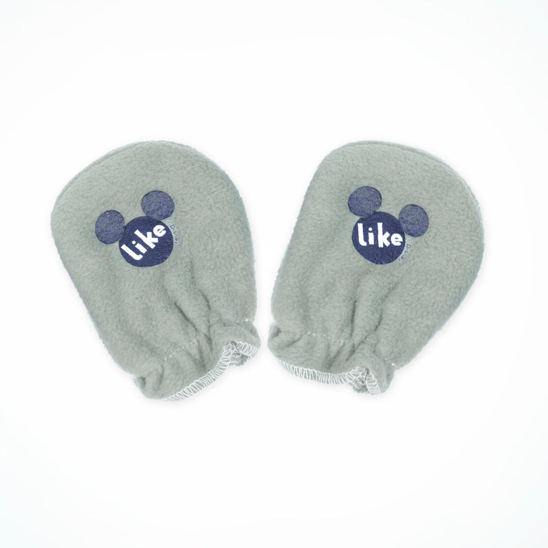 Set de 3 Manoplas Polar Disney