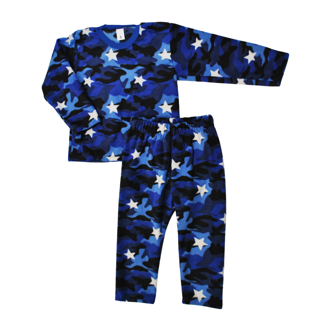 Pijama Familiar Army Niños