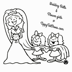 Wedding Bells & Flower Girls