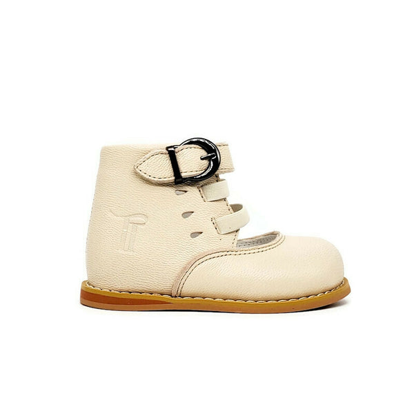 Mary Jane Vintage -Almond - Tippy Tot Shoes