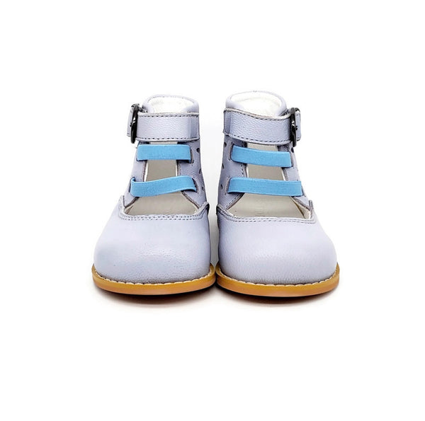 Mary Jane Vintage - Blue Ashe - Tippy Tot Shoes