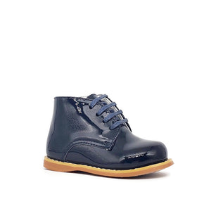 Classic Walkers - Navy Patent - Tippy Tot Shoes