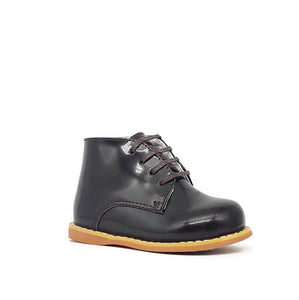 Classic Walkers - Smooth Dark Brown - Tippy Tot Shoes
