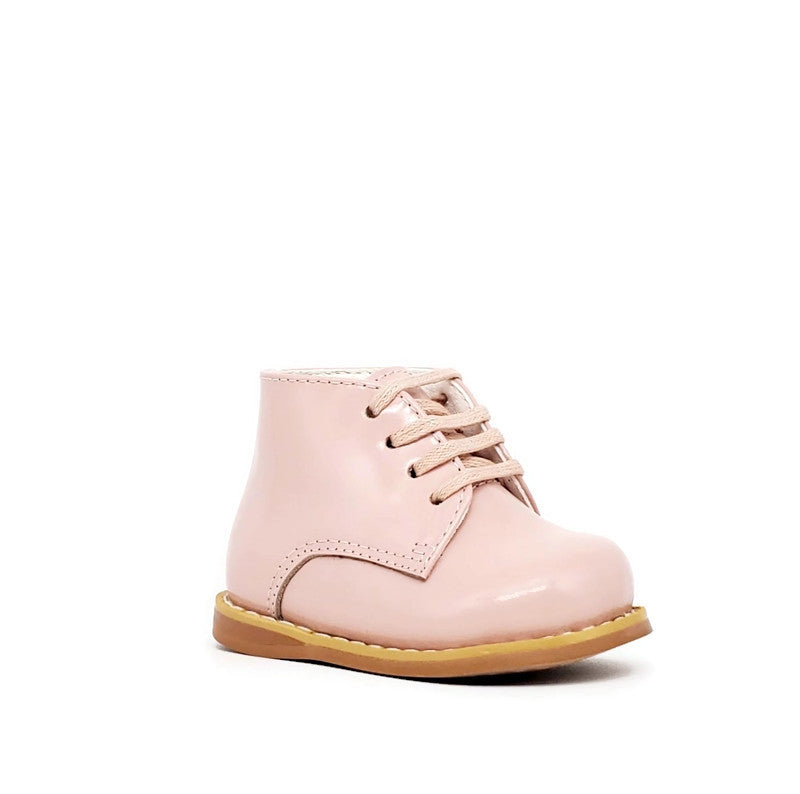 Classic Walkers - Smooth Pink - Tippy Tot Shoes