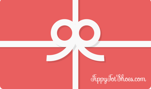 eGift Card - Tippy Tot Shoes