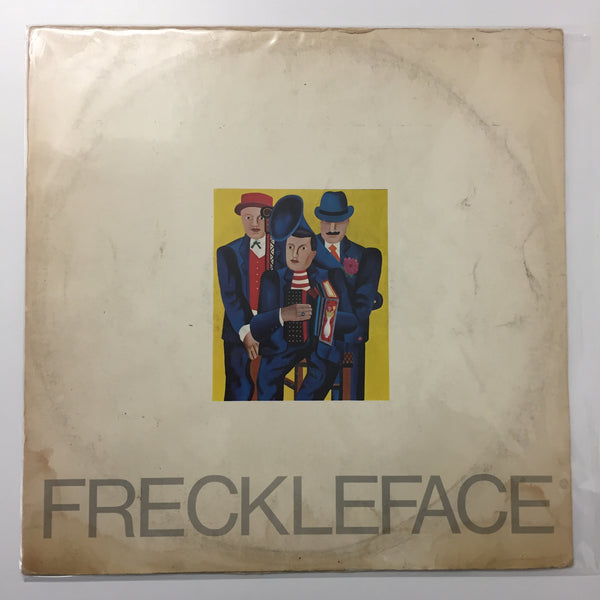 Freckleface (VG+/G) 1st Press Bono Records BE 1972