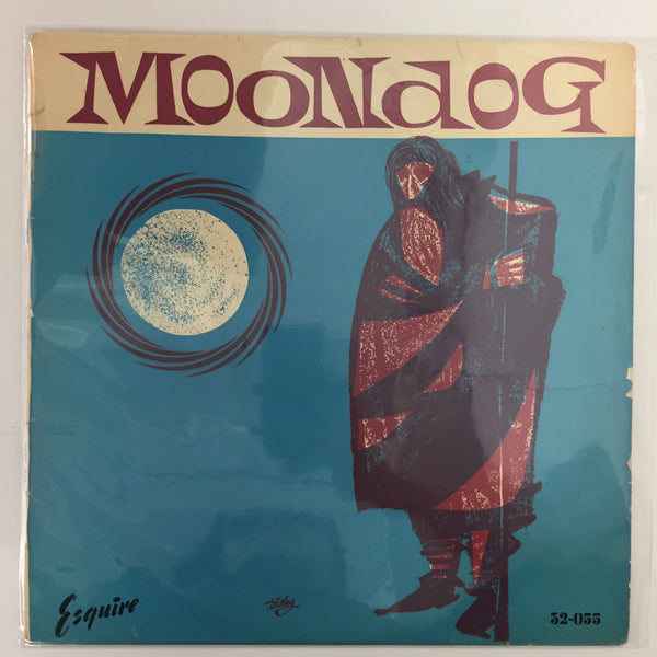 Moondog (VG+/VG) Esquire UK 1958