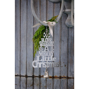 Have Yourself A Merry Little Christmas Tree Decoration - The Love Trees