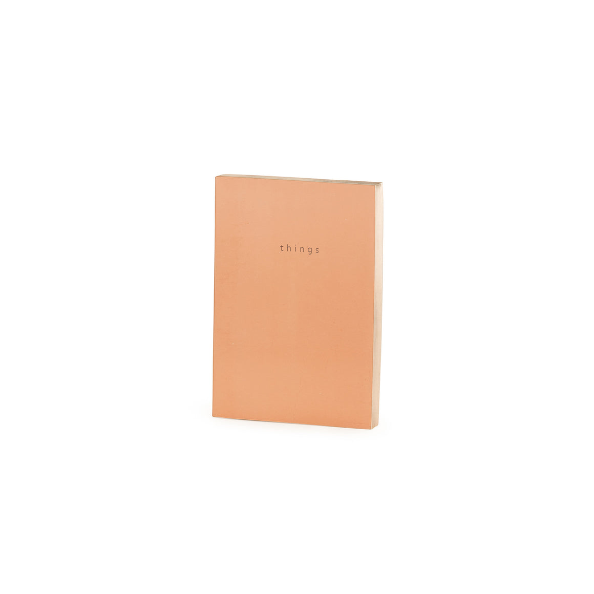 A5 Copper Notebook - The Love Trees