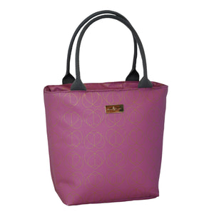 Beau & Elliot Lunch Tote Orchid - The Love Trees