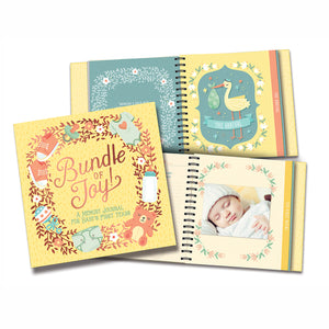 Studio Oh Bundle Of Joy Baby Journal - The Love Trees