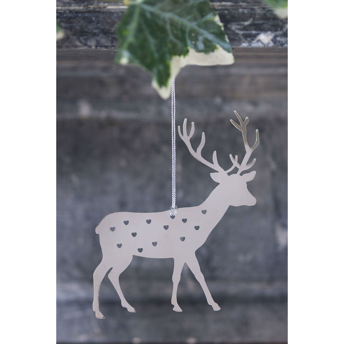 Oh Deer Christmas Decoration - The Love Trees