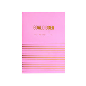 Alice Scott B6 Goal Digger Agenda Planner - The Love Trees