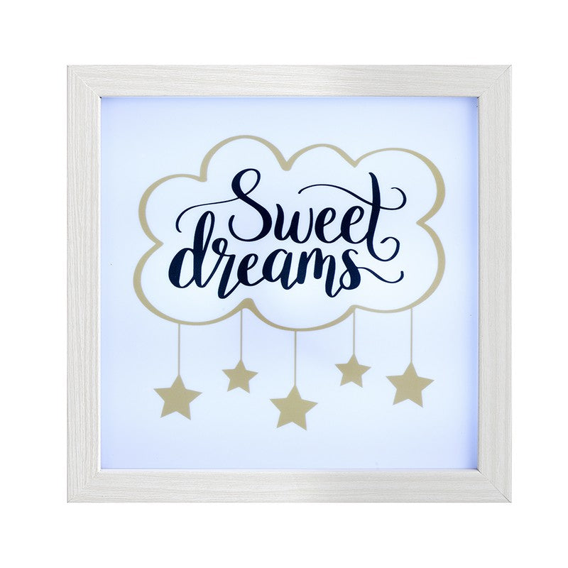 Light Box Frame-Sweet Dreams