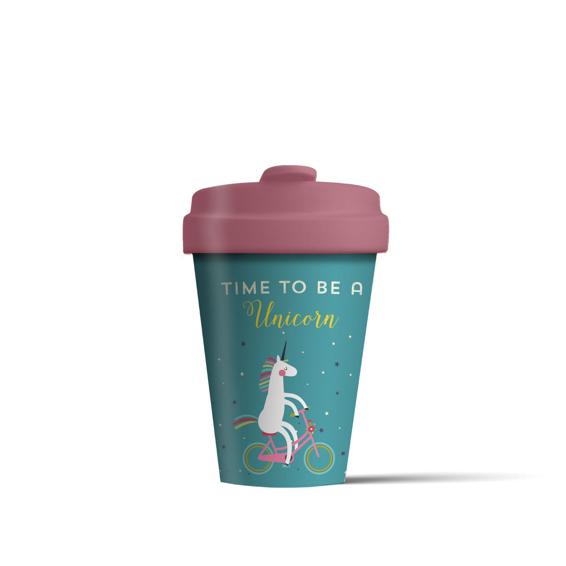 Time To Be A Unicorn BambooCup - The Love Trees