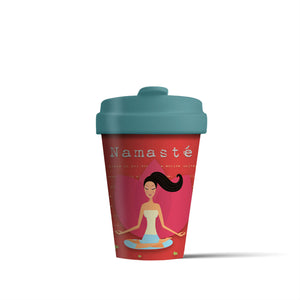 Yoga Love BambooCup - The Love Trees