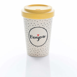 Bonjour BambooCup - The Love Trees