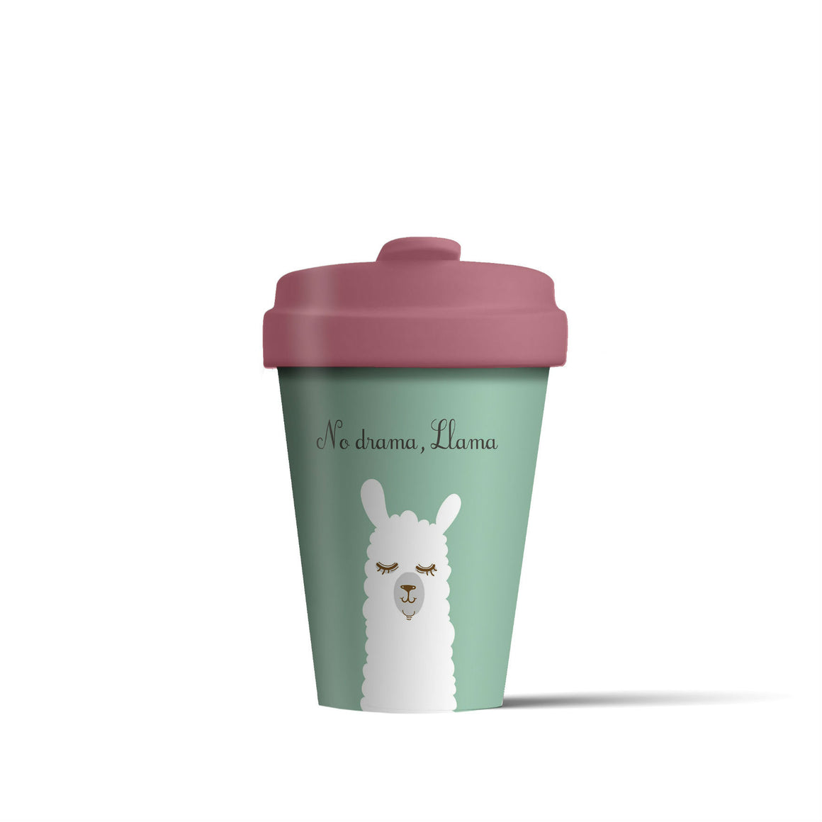 Drama Llama BambooCup - The Love Trees