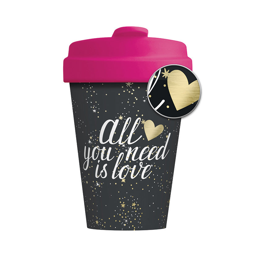All You Need Is Love BambooCup - The Love Trees