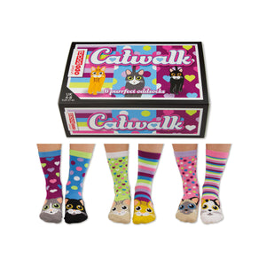 United Odd Socks Catwalk Ladies Gift Box