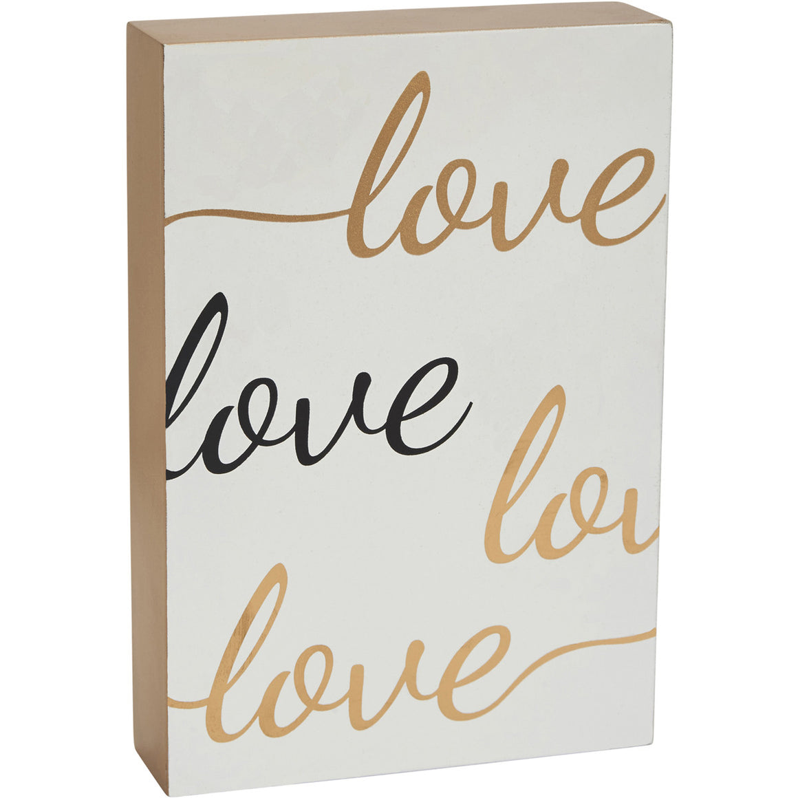 Chloé 'Love Love Love' Sign - The Love Trees