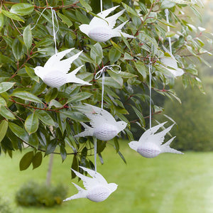 Decadent Decs Honeycomb Birds - The Love Trees
