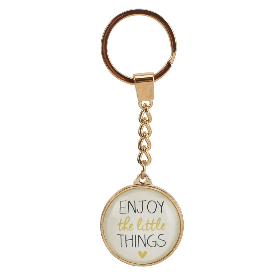 Absolutely Fabulous Keyring With Cute Sayings - The Love Trees
