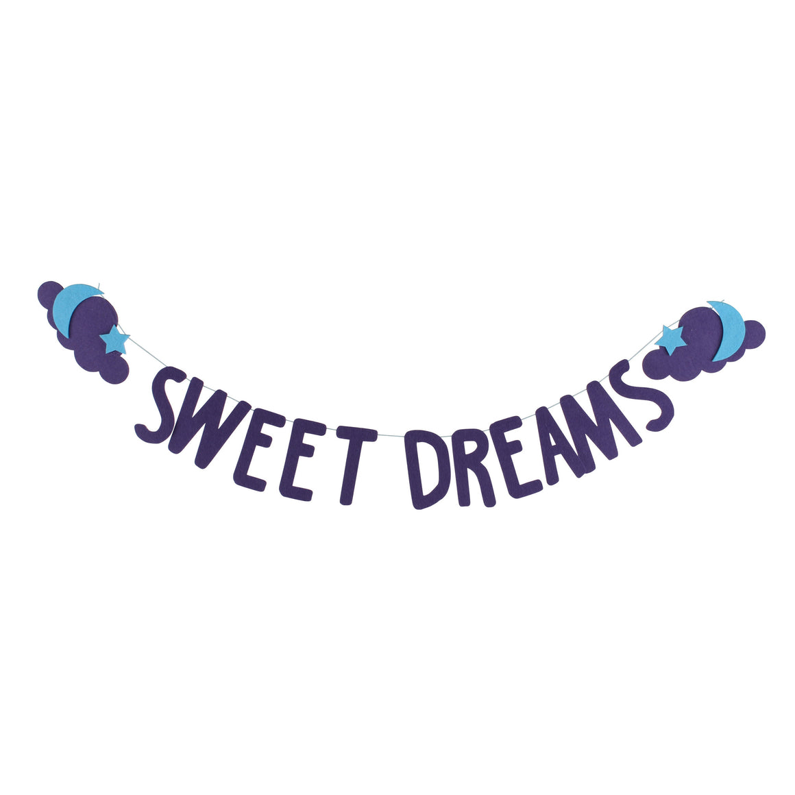 My First Years 'Sweet Dreams' Felt Bunting