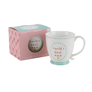 'World's Best Mum' Mug - The Love Trees