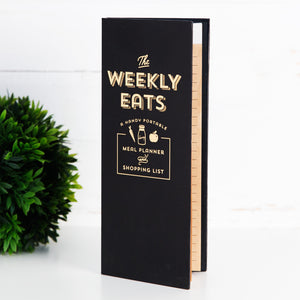Hardcover Weekly Eats - The Love Trees