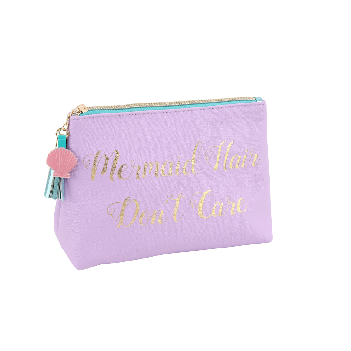 Cloud Nine 'Mermaid Hair Don't Care' Make Up Bag - The Love Trees