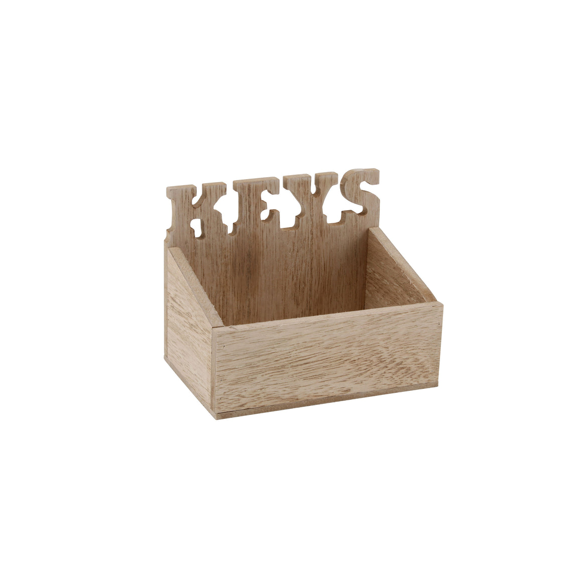 Holly House Natural Wood 'Keys' Box - The Love Trees