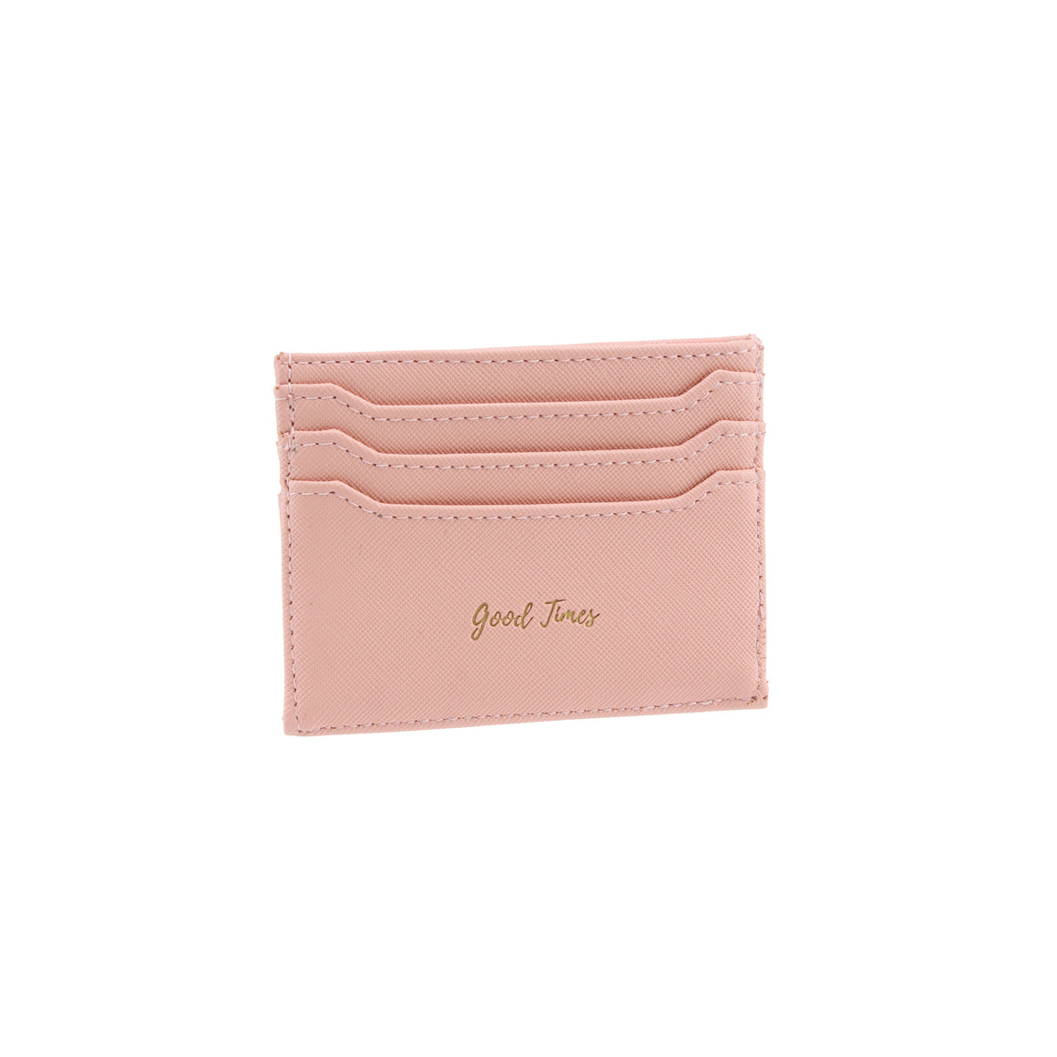 Willow & Rose 'Good Times' Coral Card Holder