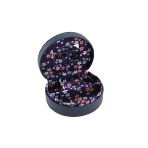 Willow & Rose 'Pretty Little Things' Navy Jewellery Box