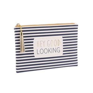 'Hey Good Looking' Make Up Bag - The Love Trees