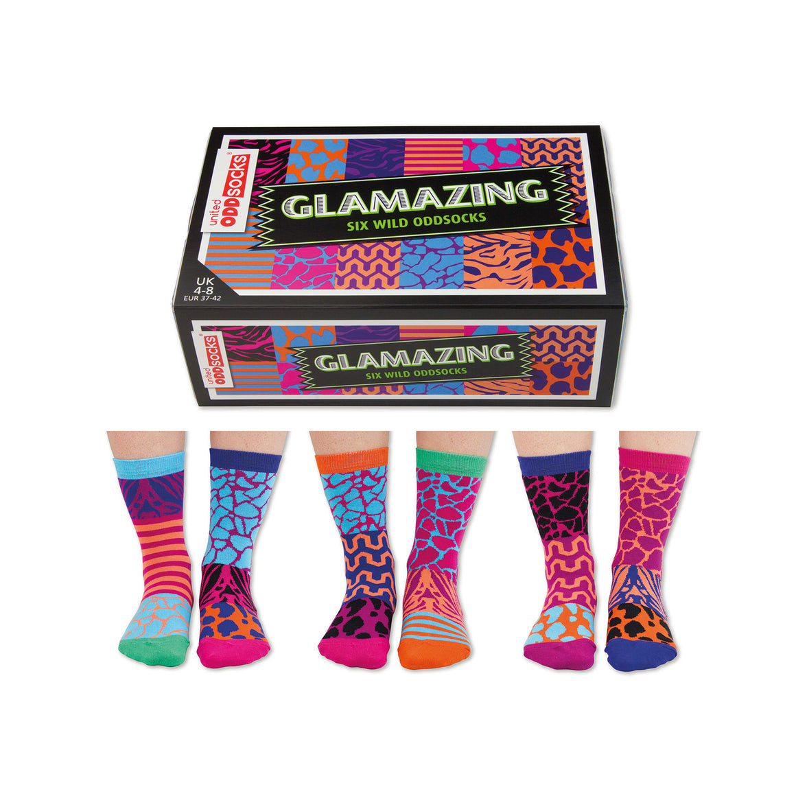 United Odd Socks Glamazing Ladies Gift Box