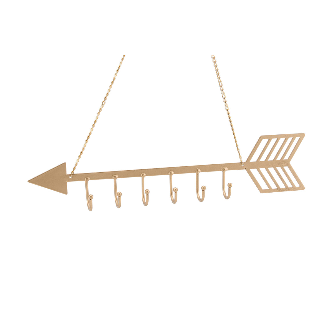 Gold Arrow Jewellery Holder - The Love Trees