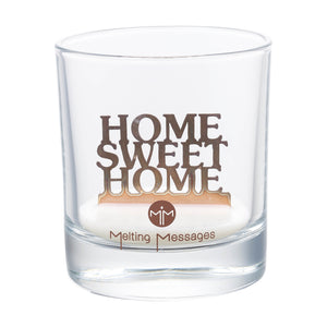 Melting Messages 'Home Sweet Home' Copper Candle