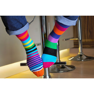 United Odd Socks The Sock Exchange Weekend Mens Gift Box - The Love Trees