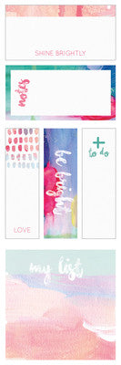 KaiserCraft Artist Adhesive Notes - The Love Trees