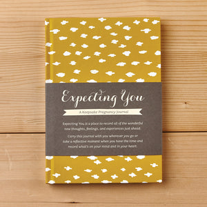 'Expecting You' Pregnancy Journal - The Love Trees